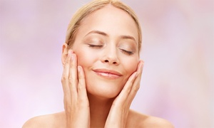 PK Aesthetics: Growth Factor Facial Treatment, Microneedling Treatment, or Both at PK Aesthetics (Up to 50% Off)