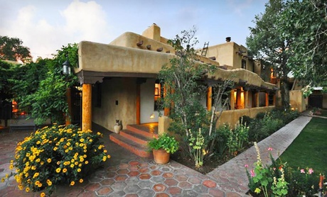 In-Room Fireplaces and Daily Breakfast in Taos