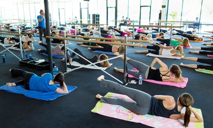 $39 for 10 Classes at Cardio Barre Quarry Bend ($150 Value)
