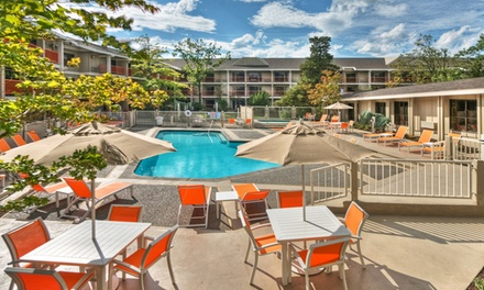 Stay at Ashland Hills Hotel & Suites in Ashland, OR. Dates into December.