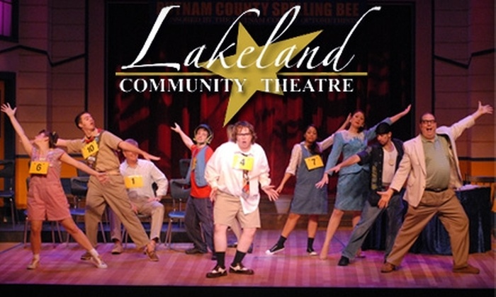 "Lakeland Community Theatre - East Lake Morton: $10 for One Adult Ticket to Lakeland Community Theatre Production of ""The Producers"" ($20 Value). Choose from Four Performances."