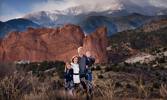 Jonathan Betz Photography - Colorado Springs: $49 for a Portrait Session and $100 Toward Prints and Gifts from Jonathan Betz Photography ($225 Value)