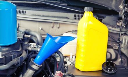 One Oil Change (a $35 value) - Procar Automotive in Lexington