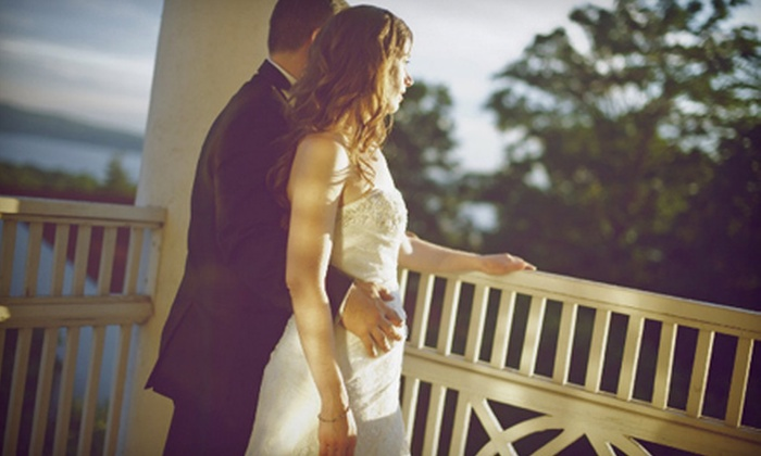 Lauren Gulick Photography - Monroe: Regular or Deluxe Wedding-Photography Package with Unlimited Travel from Lauren Gulick Photography (Up to 62% Off)