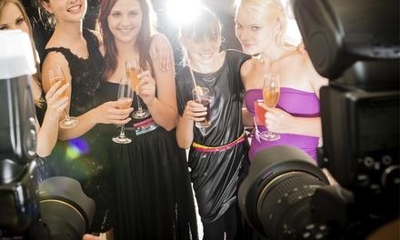 Indoor- od. Outdoor-Fotoshooting-Party inkl. Sektempfang für 4 - 12 bei Sabrina Phiesel Photography (bis zu 93% sparen*)