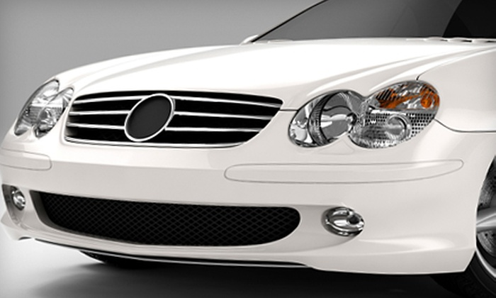 ADS Mobile - San Bruno: $69 for an Interior-and-Exterior Auto Detail and a Headlight Restoration with Lifetime Warranty at ADS Mobile in San Bruno ($185 Value)