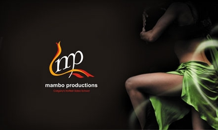 Mambo Productions - Downtown: $20 for Three Drop-In Salsa Dance Classes at Mambo Productions ($45 Value)