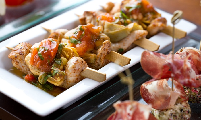 St. Augustine City Walks - Lincolnville: $57.99 for a 2.5-HourSavory Faire Food Tasting Tourfor Two from St. Augustine City Walks ($98 Value)