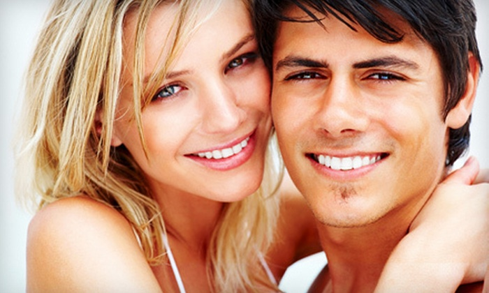 My Premier Dental Group of America - Multiple Locations: $79 for Dental Exam, X-rays, and Cleaning with Take-Home Teeth-Whitening Kit from My Premier Dental Group of America (Up to $600 Value)