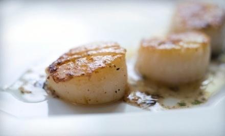 $50 Groupon to Tiburon Fine Dining - Tiburon Fine Dining in Sandy