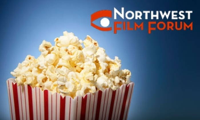 Northwest Film Forum - Broadway: Half Off Supporting Membership at Northwest Film Forum. Individual and Dual Memberships Available.