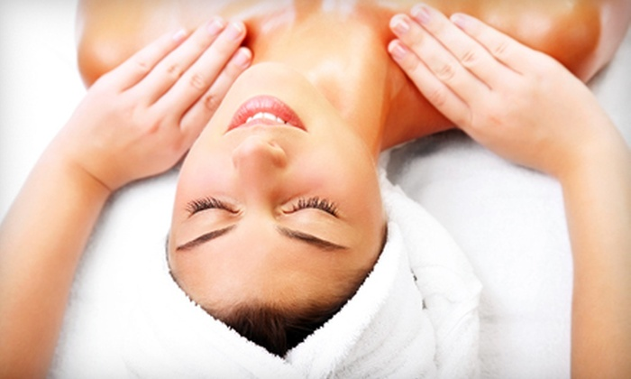 M.E. Laser and Beauty - Arlington Heights: $49 for a Spa Package with a Swedish Massage and Facial at M.E. Laser and Beauty in Arlington Heights ($170 Value)