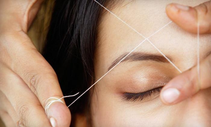 Threading Diva - Lake Ridge: $10 for Eyebrow Threading at Threading Diva