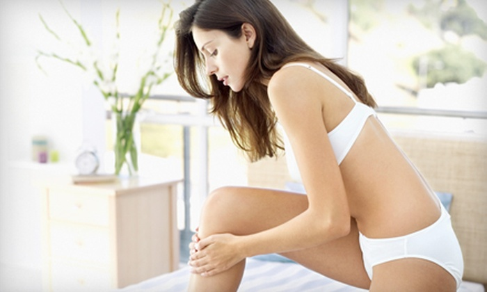 Ageless Medspa - Ageless Med Spa: 6 or Up to 13 Laser Hair-Removal Sessions on One Area at Ageless Medspa in Katy (Up to 90% Off). Four Options Available.