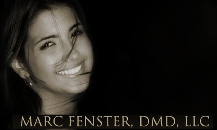 Marc Fenster DMD, PLLC - Village of the Branch: $50 for a Cleaning, Exam, and X-Rays from Dr. Marc Fenster or Dr. Howard Burger