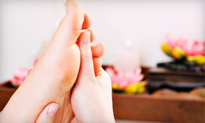 Heavenly Touch Massage - Tyner - Greenwood: 60-Minute Reflexology Massage for Hands or Feet at Heavenly Touch Massage (Half Off)
