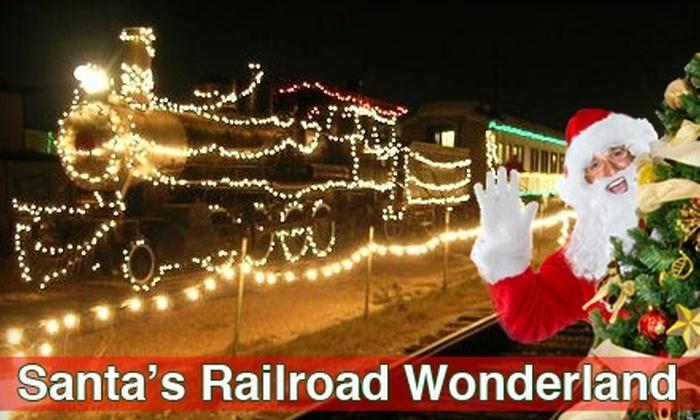 Texas Transportation Museum - Northeast San Antonio: $5 for One Admission to Santa's Railroad Wonderland at the Texas Transportation Museum (Up to $10 Value)