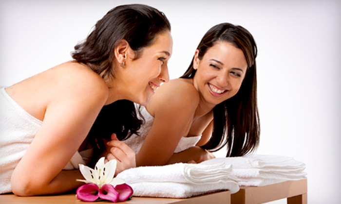 Phoenix Salon & Spa - Mount Laurel: $159 for a Spa Day with Massage, Facial, Manicure, and Lunch for Two at Phoenix Salon & Spa in Mount Laurel ($350 Value)