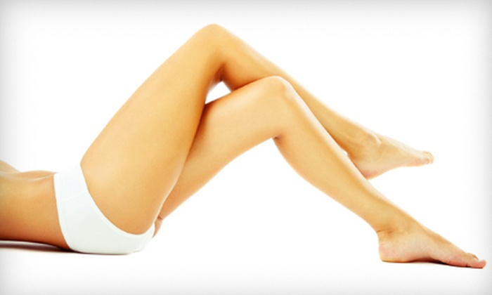 Salon 708 - Old West Lawrence: Small- or Medium-Area Wax or One or Three Brazilian Waxes at Salon 708 (Up to 55% Off)