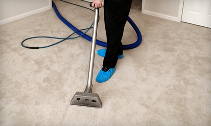 Evergreen Carpet Care - Reno: Carpet Cleaning and Teflon Protection from Evergreen Carpet Care (Up to 64% Off). Three Options Available.