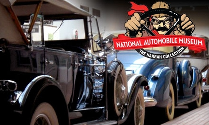 National Automobile Museum - Downtown Reno: National Automobile Museum $10 for Two Tickets to the National Automobile Museum (Up to $20 Value)