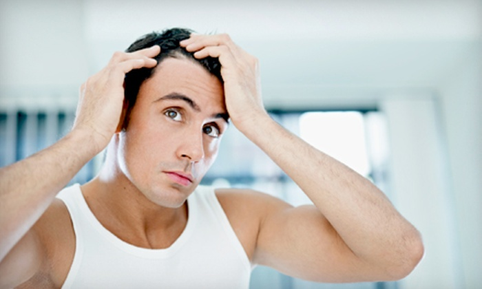 Midwest Hair Loss Center - Forest Hills: $97 for Three Months of Laser-Hair-Loss Therapy for Men or Women at Midwest Hair Loss Center ($975 Value)