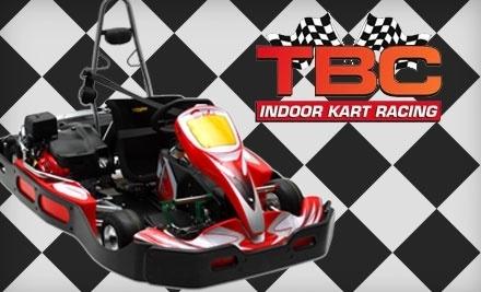TBC Indoor Kart Racing - TBC Indoor Kart Racing in Richmond