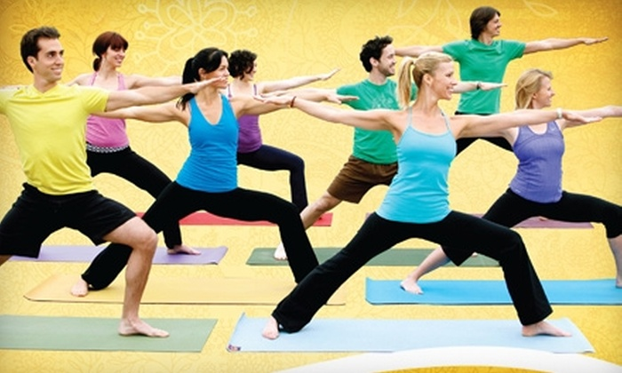 The Studio DC - Adams Morgan: $19 for Five Yoga Classes at The Studio DC ($80 Value)