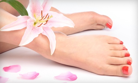 45-Minute Classic Pedicure (a $30 value) - Shahla Day Spa & Threading in Plainville