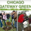 Chicago Gateway Green - Chicago: Plant Trees at Clark Park in Chicago's Irving Park Neighborhood.