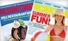 "Washingtonian: One- or Two-Year Subscription to the ""Washingtonian"" Magazine"
