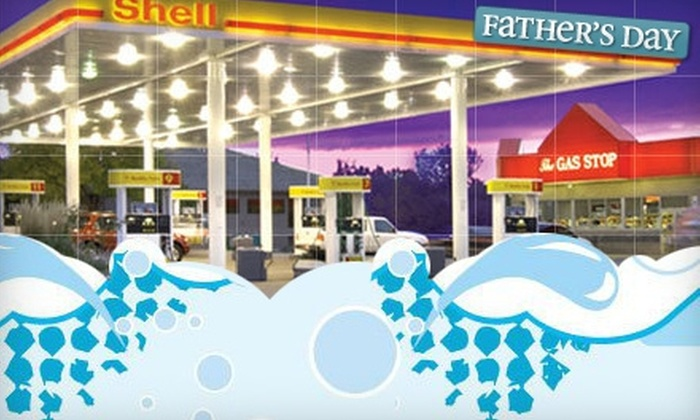 The Gas Stop - Sioux Falls: $30 for 10 Premium-Grade Car Washes at The Gas Stop ($80 Value)