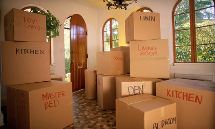 Affordable Moving - Baltimore: $85 for Two Hours of Moving with Two Movers, a Truck, and One Month of Storage from Affordable Moving ($400 Value)