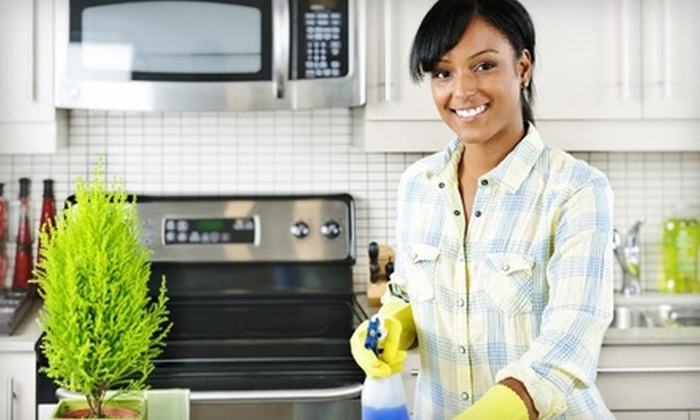 Jolivette Cleaning Service - Downtown: $61 for Three Hours of Premium House Cleaning from Jolivette Cleaning Service ($159 Value)