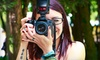 Florida Center for Creative Photography - Clearwater: Photography Workshops at Florida Center for Creative Photography in Clearwater (Up to 65% Off). Three Options Available.
