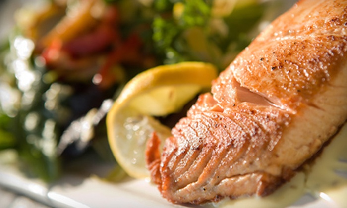 Snappers - Downtown Norfolk: $20 for $40 Worth of Seafood at Snappers in Norfolk