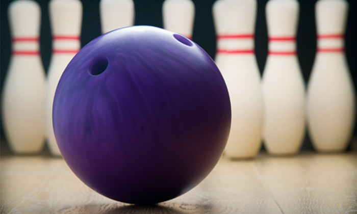 Jewel Lake Bowling Center - Anchorage: Bowling Outing at Jewel Lake Bowling Center. Three Options Available.