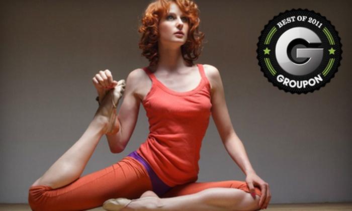 Atma Bodha Yoga Studio - Virginia Beach: Five Classes or One Year of Unlimited Yoga Classes at Atma Bodha Yoga Studio in Virginia Beach (Up to 75% Off)