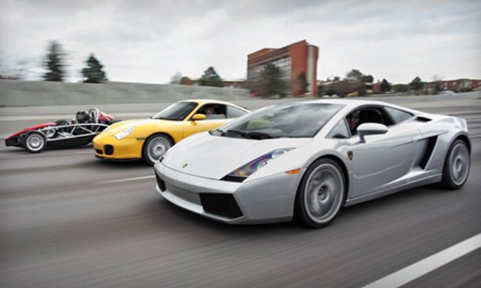 Lone Star Exotic Rentals - Multiple Locations: Exotic-Car Outing or Test-Driving Experience at Lone Star Exotic Rentals (Half Off)