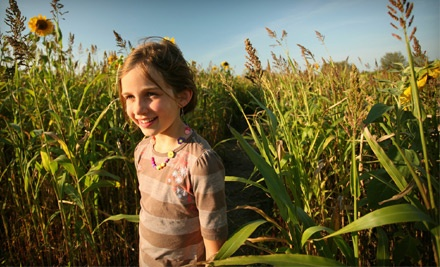 2 Adult or Child Admissions to the Corn Maze (up to a $20 value) - North Georgia Corn Maze in Cleveland