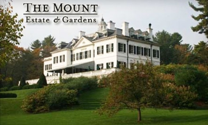 The Mount - Lenox: $60 One-Year Friend-Level Membership to The Mount