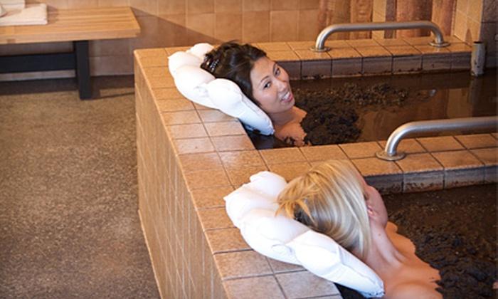 The Baths at Roman Spa - Calistoga: $75 for One-Hour Mud and/or Mineral Baths for Two at the Baths at Roman Spa in Calistoga (Up to $150 Value)