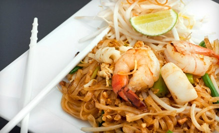 $20 Groupon to Top Thai Restaurant - Top Thai Restaurant in Portland