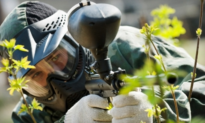 Three Rivers Paintball Park - New Sewickley: $18 for a $35 Rental Package at Three Rivers Paintball Park in Freedom