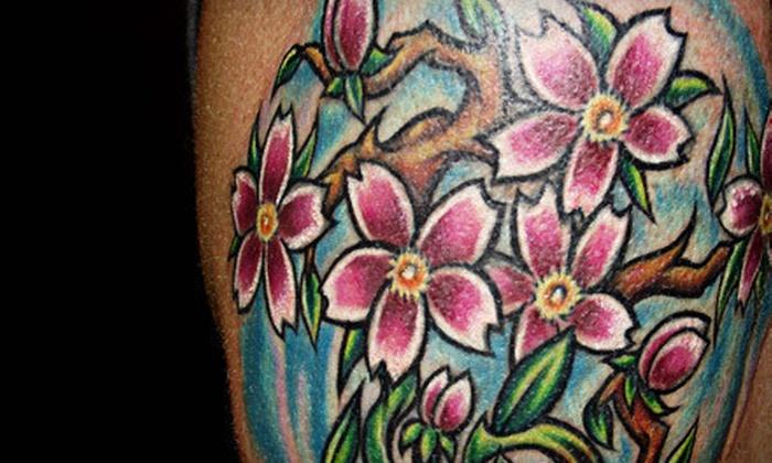 South Seas Tattoo Company - Shorewood: $49 for One Hour of Tattoo Work at South Seas Tattoo Company in Deerfield Beach ($140 Value)
