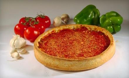 Rosati's Pizza at 2833 Dundee Rd. in Northbrook - Rosati's Pizza in Carol Stream