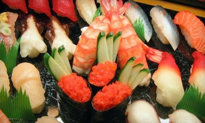 Blue Ocean - Ravenswood: $15 for $30 Worth of Sushi and Japanese Fare at Blue Ocean
