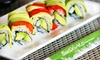 Sushiko [DC and Chevy Chase] - Glover Park: $20 for $40 Worth of Sushi at Sushiko