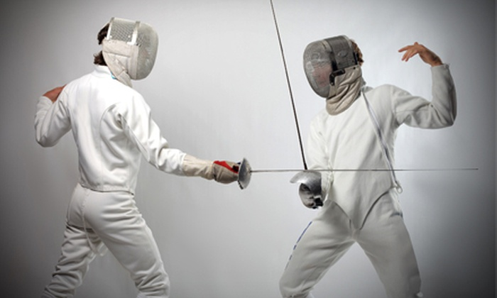 Nellya Fencers - Northwest Atlanta: One, Two, or Four Fencing Classes or One Week of Fencing Summer Camp at Nellya Fencers (Up to 57% Off)