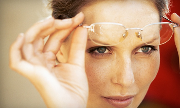 Rinkov Eyecare Center - Multiple Locations: $50 for $175 Worth of Prescription Eyewear at Rinkov Eyecare Center